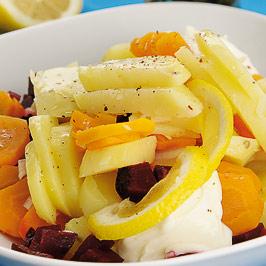 Salată algeriană