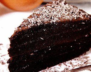 Deserturi delicioase: Tort de ciocolata