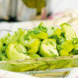 Salată de dovlecei