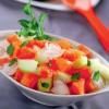 Salată_de_pepene_cu_mentă