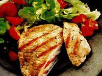 Steak de porc umplut