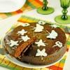 Tort_de_ciocolată_cu_fluturi_albi