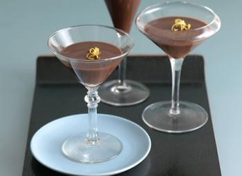 Cocktail Martini de ciocolată