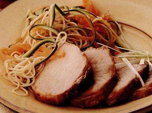 Friptură de porc în stil chinezesc