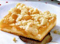 Prăjitură cu caise