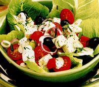 Salate delicioase: Salată grecească