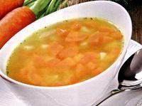 Supă simpla de legume