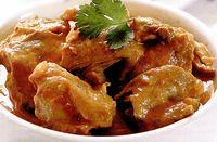 Tocăniţă cu pui şi curry