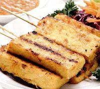 Frigarui din tofu prajit