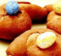 Melcisiori pentru oua vopsite