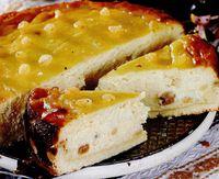 Pască fragedă cu brânza de vaci