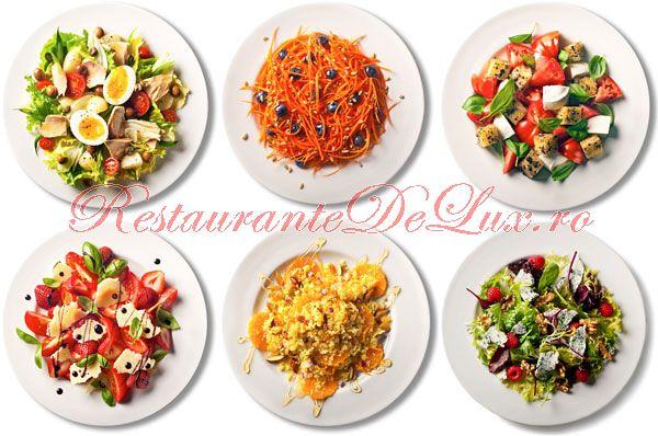 Cinci salate pentru masa de Pasti