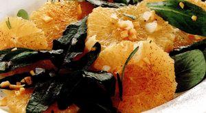 Salată cu portocale