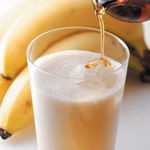 Suc hranitor de banane