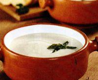 Supa crema de sparanghel cu dovlecel