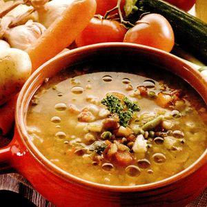 Supa deasa de legume