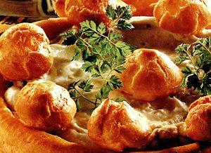 Tartă aperitiv cu brânză