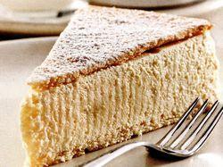 Cheesecake vanilat
