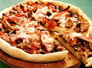 Retete culinare: Pizza
