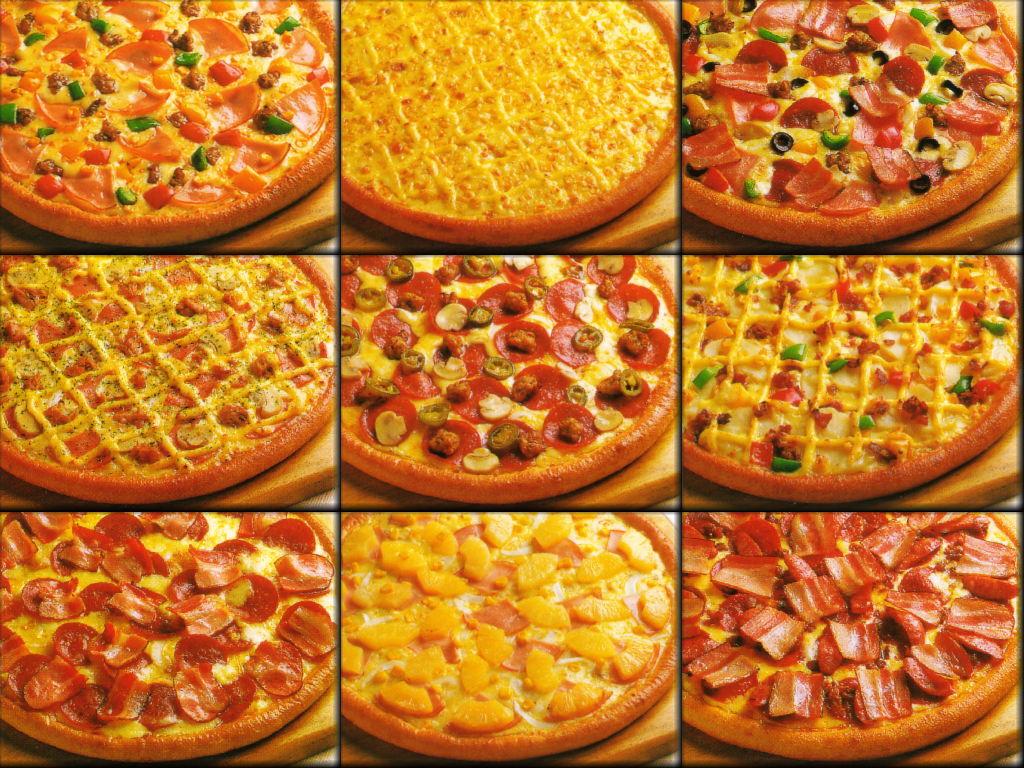 5 feluri de a face pizza