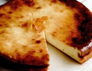 Prăjitură turcească cu iaurt şi sirop de citrice