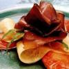 Salata_de_ton_cu_rosii_confiate_si_pepene_galben