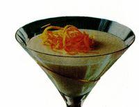 Cocktail de portocale cu iaurt