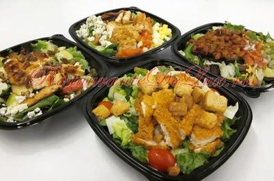 Retete de salate gustoase si savuroase