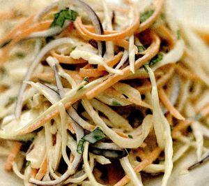 Salată Coleslaw (varianta)