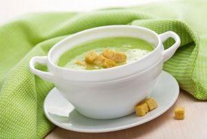 Supa dulce de conopida