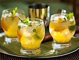 Cocktail Mojito de portocale