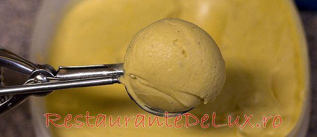 Reteta zilei: Inghetata de caramel