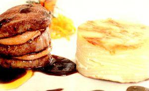 Muschi de vita cu foie gras