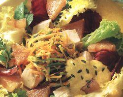 Salata cu carne de pasare