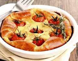 Retete culinare: Tarta cu rosii