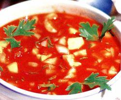 Retete culinare: Gazpacho