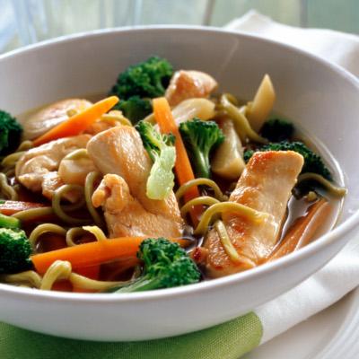 Retete culinare: Pui thailandez