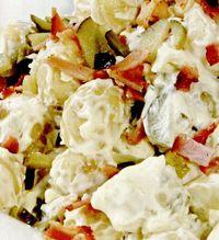 Salată de cartofi noi cu iaurt