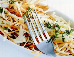Salata de cruditati cu susan