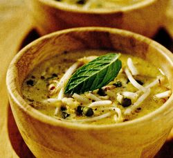 Supă de soia