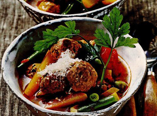 Chiftele cu legume – un adevarat deliciu