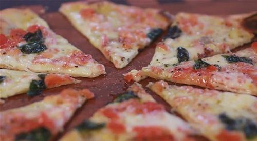Cum se prepara Pizza margherita (video)