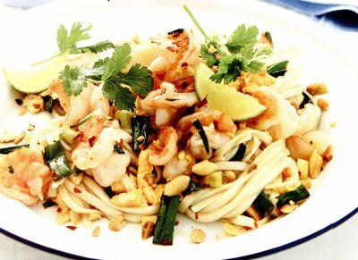 Pad Thai cu creveţi