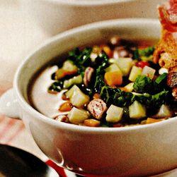 Supă corsicană