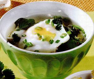 Supa cu ou
