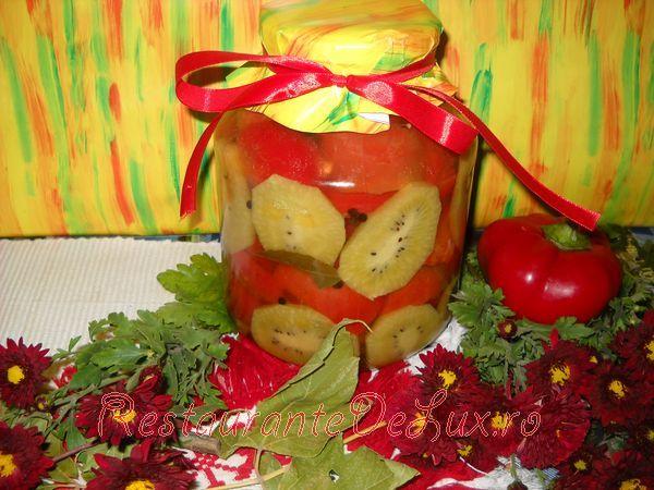 Reteta zilei: Gogosari in otet cu kiwi