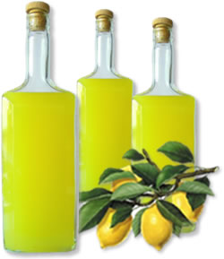Limoncello aromat