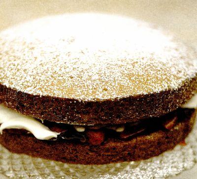 Prăjitură Victoria clasică