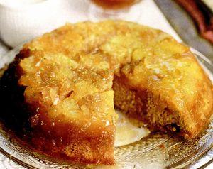 Prăjitură tropicală
