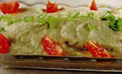 Salata de vinete (Patlicon salatasi)